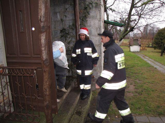 Strażackie Pogotowie św Mikołaja