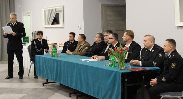 Walne Zebranie Sprawozdawcze w OSP Stare Babice