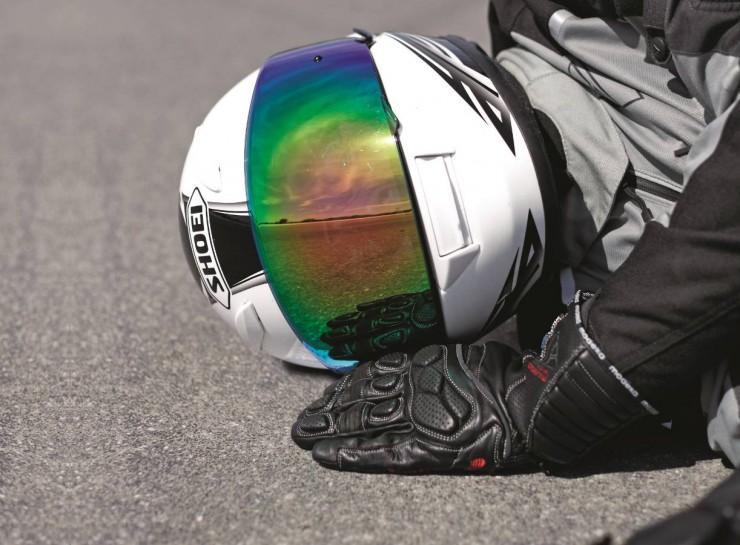 Pierwsza pomoc motocykliście