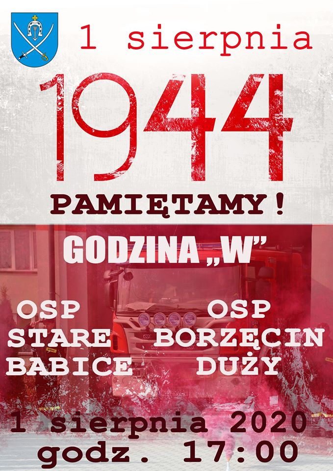 """Godzina """"W"""" w gminie Stare Babice"""